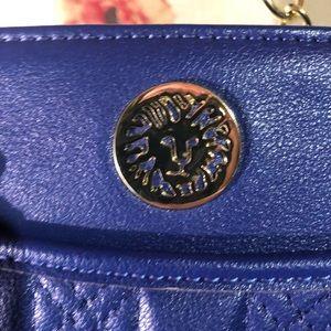 Anne Klein Bags - Anne Klein Blue Handbag